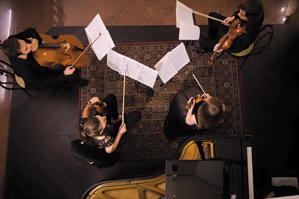 """""""Dal Nuovo Mondo"""" - Concerto di Musica da camera"""