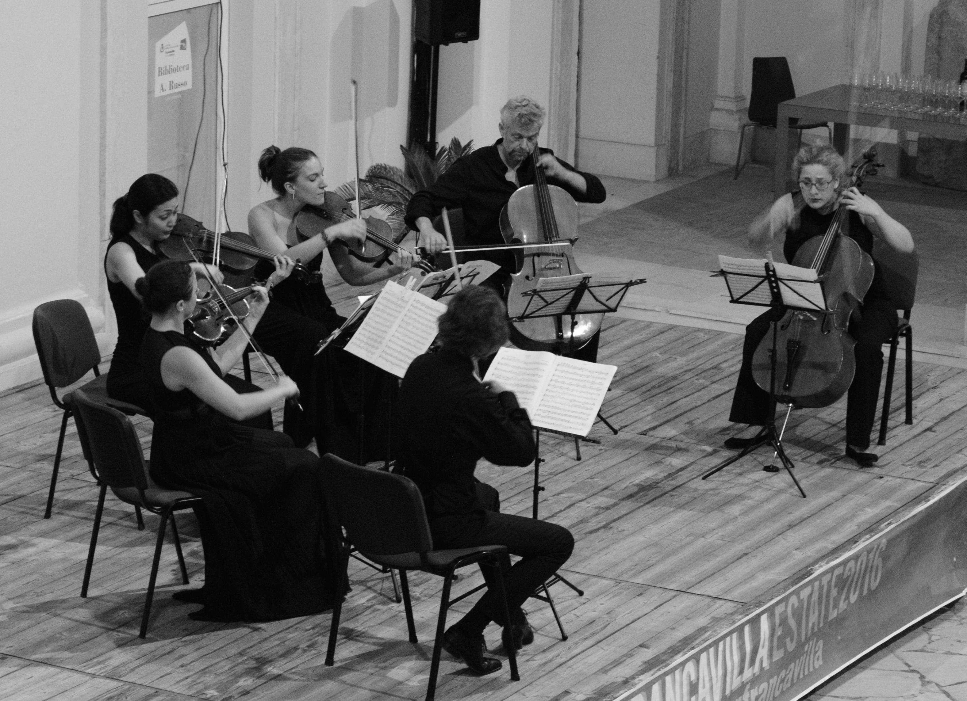 Chamber Music Concert - MUMI Michetti Museum